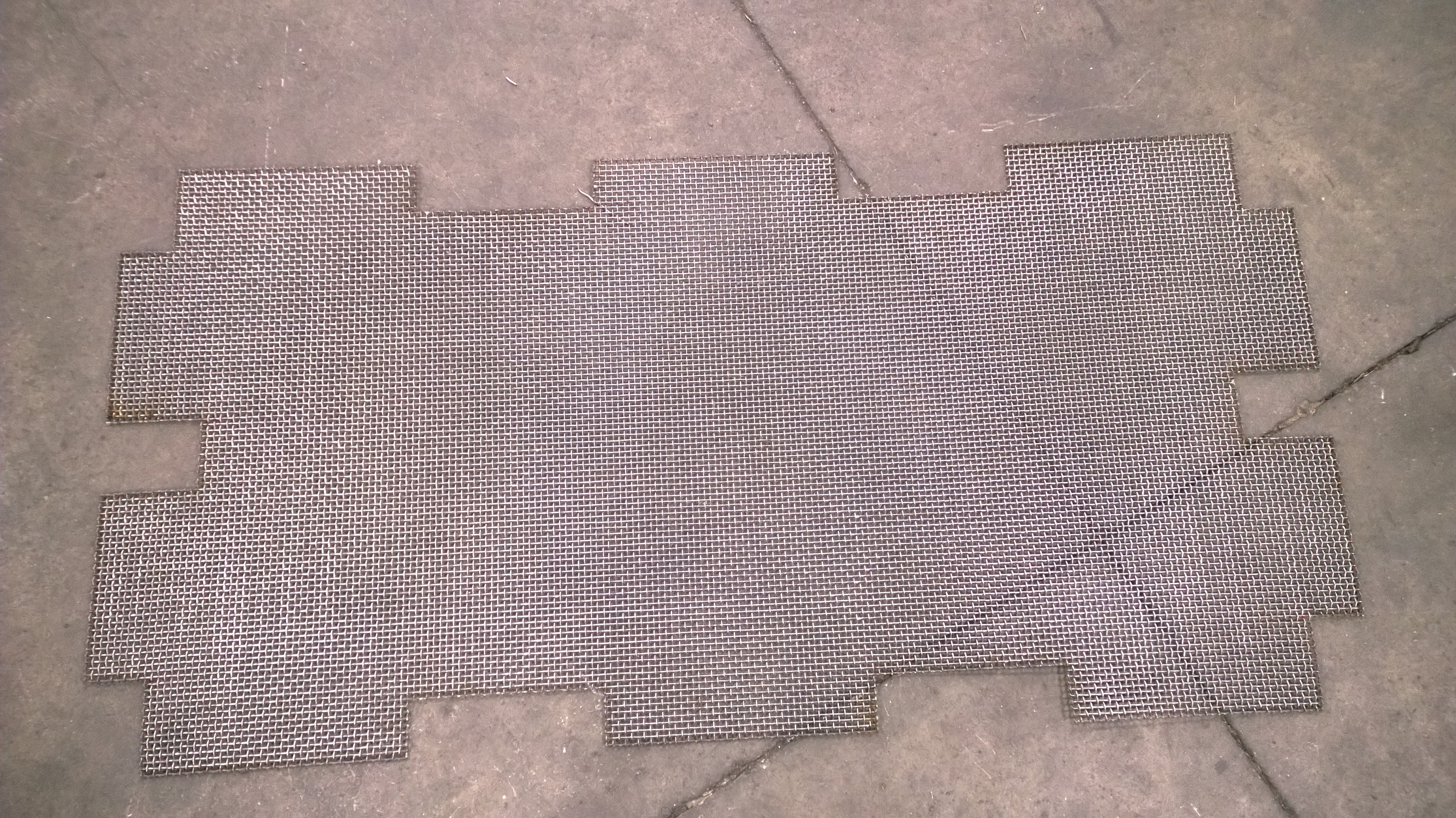 Wire Mesh Screens Weave Alloy Wiring Our Materials Include