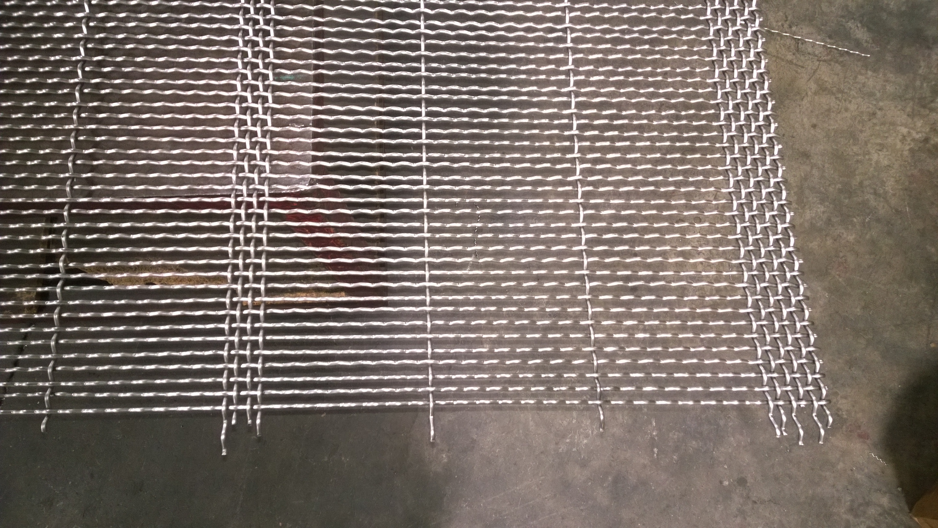 Wire Mesh Screens – Weave Alloy